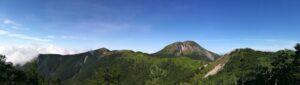 日光白根山 – 栃木県