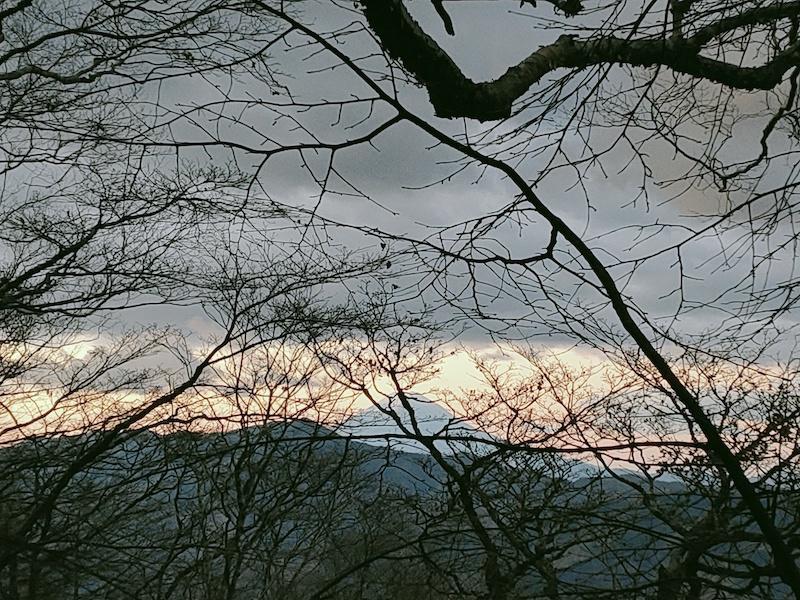 おはよう富士山