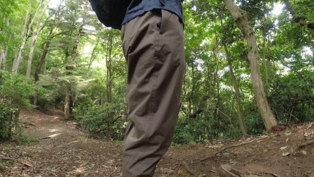 HERENESS SUGARCANE LONG PANTS サイド